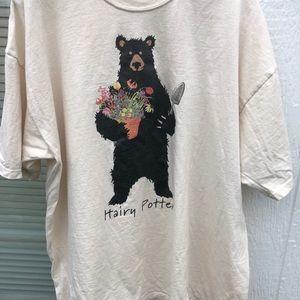 Hairy Potter XXL Gardeners T-shirt